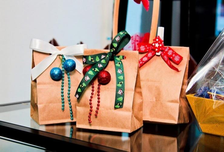 подарки для друзей и коллег на новый год