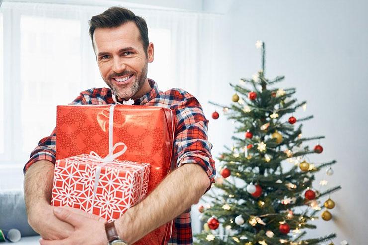 Новогодний подарок для своего мужчины