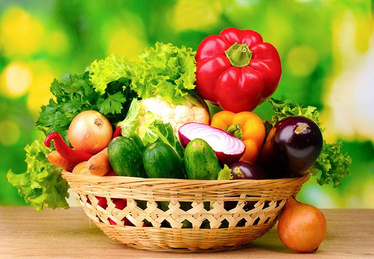 Как уменьшить количество нитратов в овощах