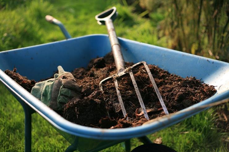 подкормка сада и огорода