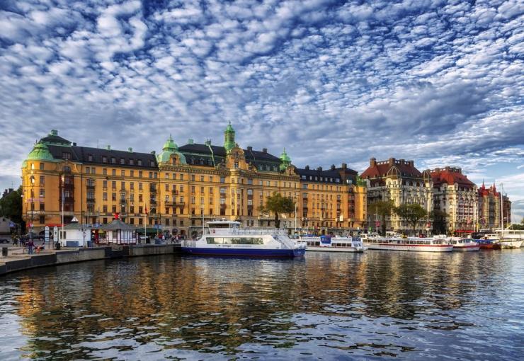 Стокгольм – неповторимая скандинавская жемчужина
